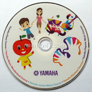 CD - Yamaha Music