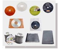 item codes for packagings