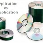 disc blank media - replication vs duplication