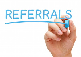 business referrals