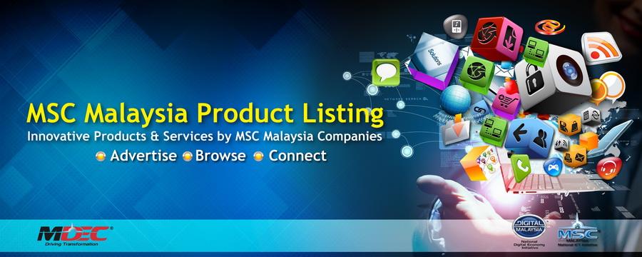 msc malaysia listing innovative services