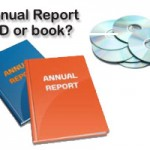 annual report - cd or book