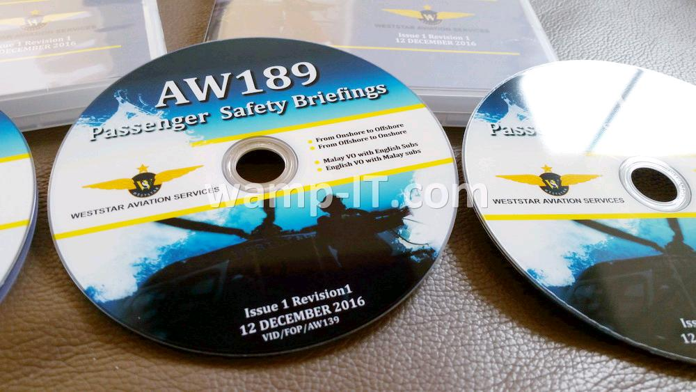 waterproof glossy inkjet printable recordable media