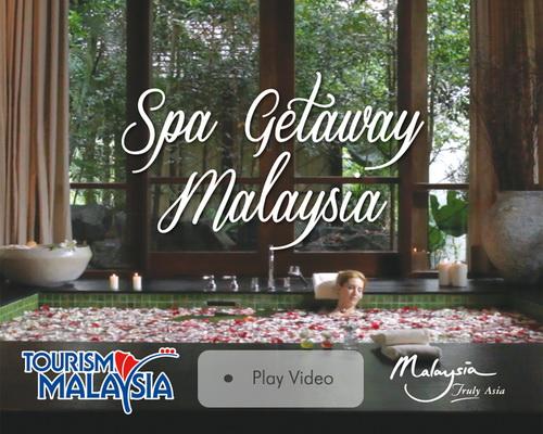 dvd menu tourism malaysia spa getaway