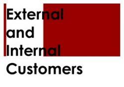 external and internal customers