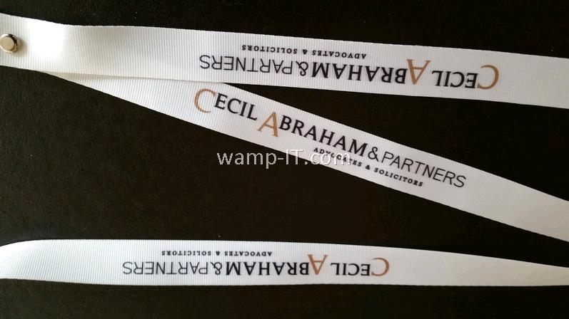 lanyard for cecil abraham law firm in malaysia
