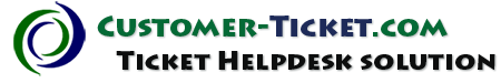 logo of customer-ticket.com brand