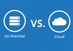 on-premise vs cloud