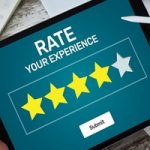 rate customer experience online