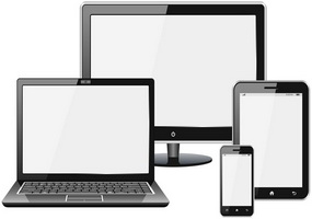 responsive mobile web version