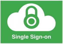 single sign on (sso) lockpad with title